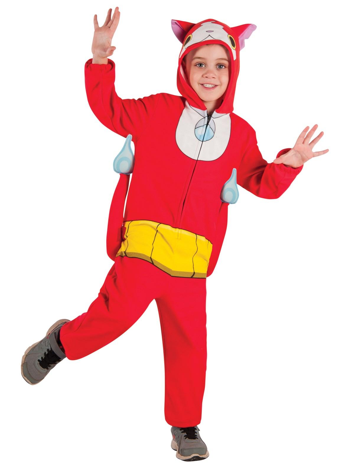 Yo kai watch jibanyan child costume for Decoration yo kai watch