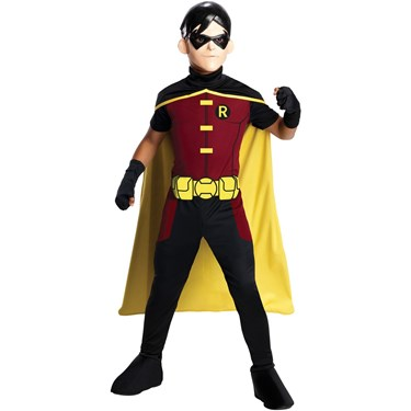 Young Justice Robin Child Costume