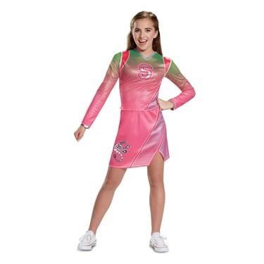 Z-O-M-B-I-E-S Addison Classic Cheerleader Child Costume