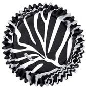 Zebra Print Cupcake Cups