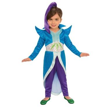 Zeta Child Costume