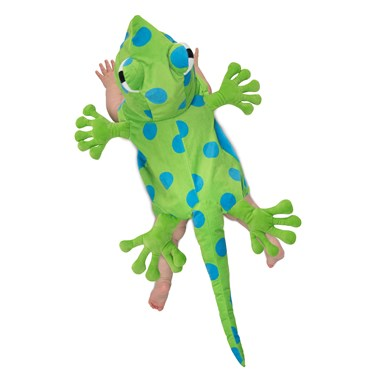 Zippy the Gecko Infant Costume