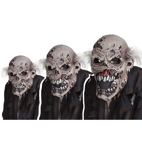 Zombie Ani-Motion Adult Mask