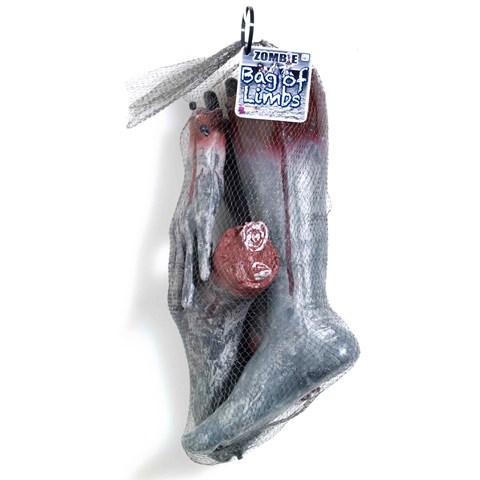Zombie Bag of Limbs