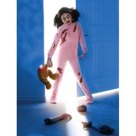 Zombie Girl Tween Costume