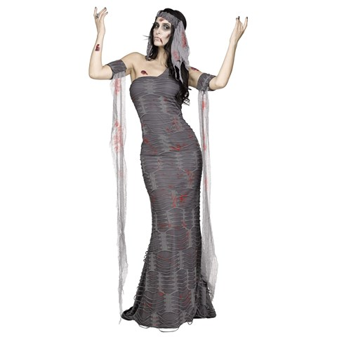 Zombie Mummy Costume For Adults