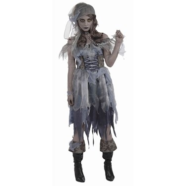 Zombie Pirate Adult Costume