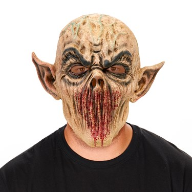 Zombie Troll Adult Mask