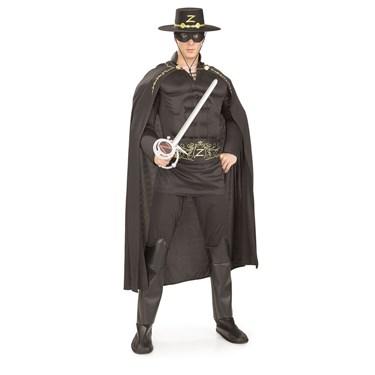 Zorro Deluxe Adult Costume