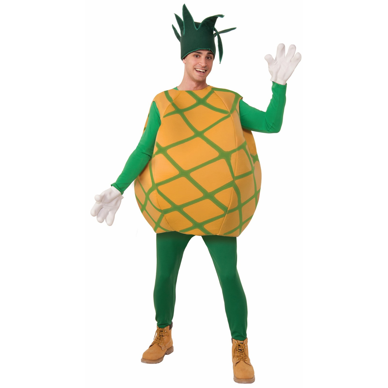 Pineapple Costume for Adults | BuyCostumes.com
