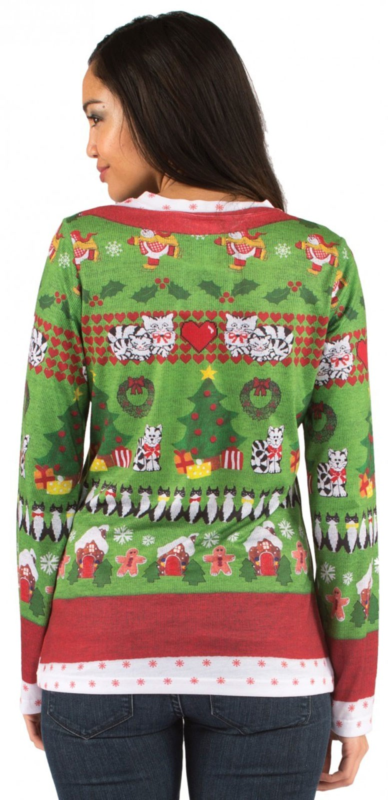 Buy holiday sweaters