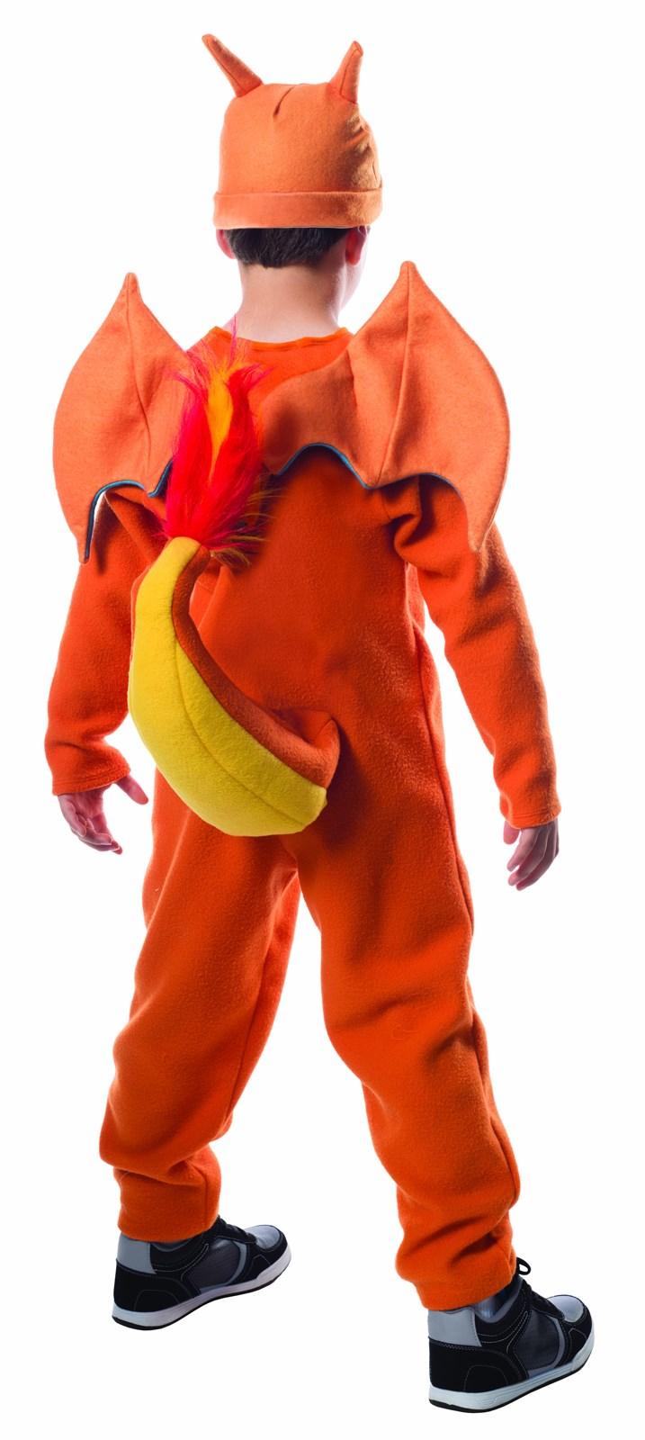 Pokemon Charizard Child Costume Buycostumes Com