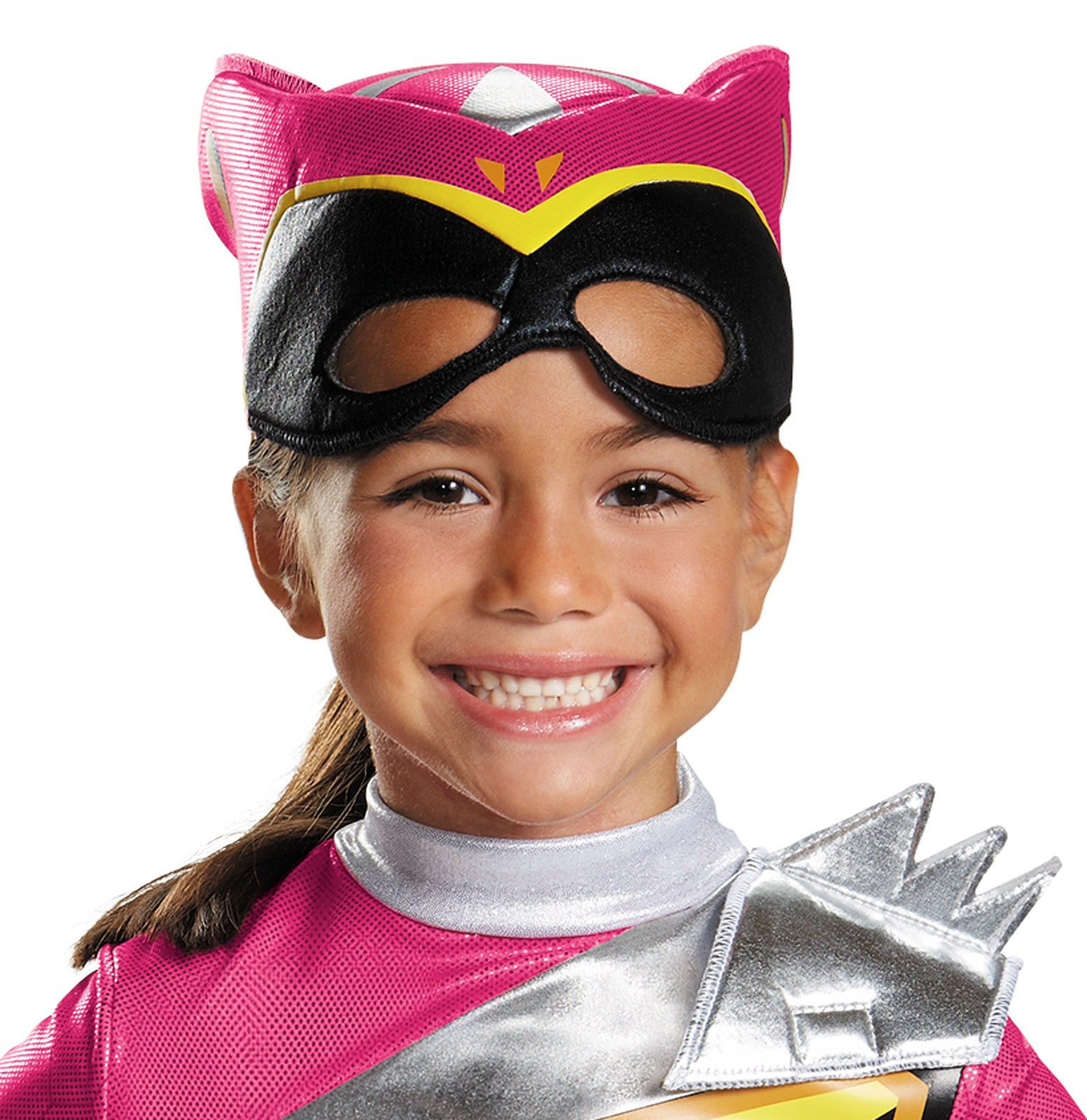 Power Rangers Dino Charge: Deluxe Toddler Pink Ranger Costume ...