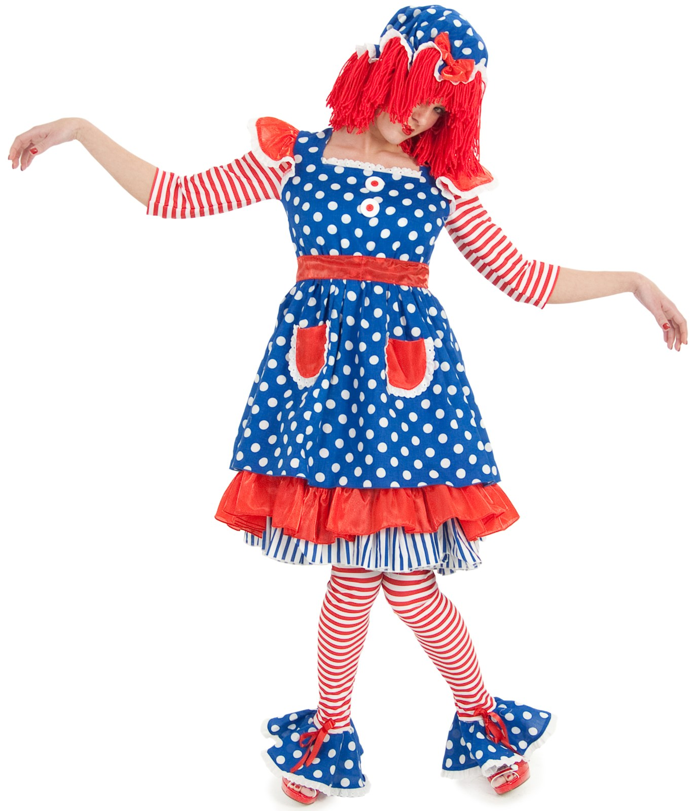 raggedy ann deluxe costume buycostumes com