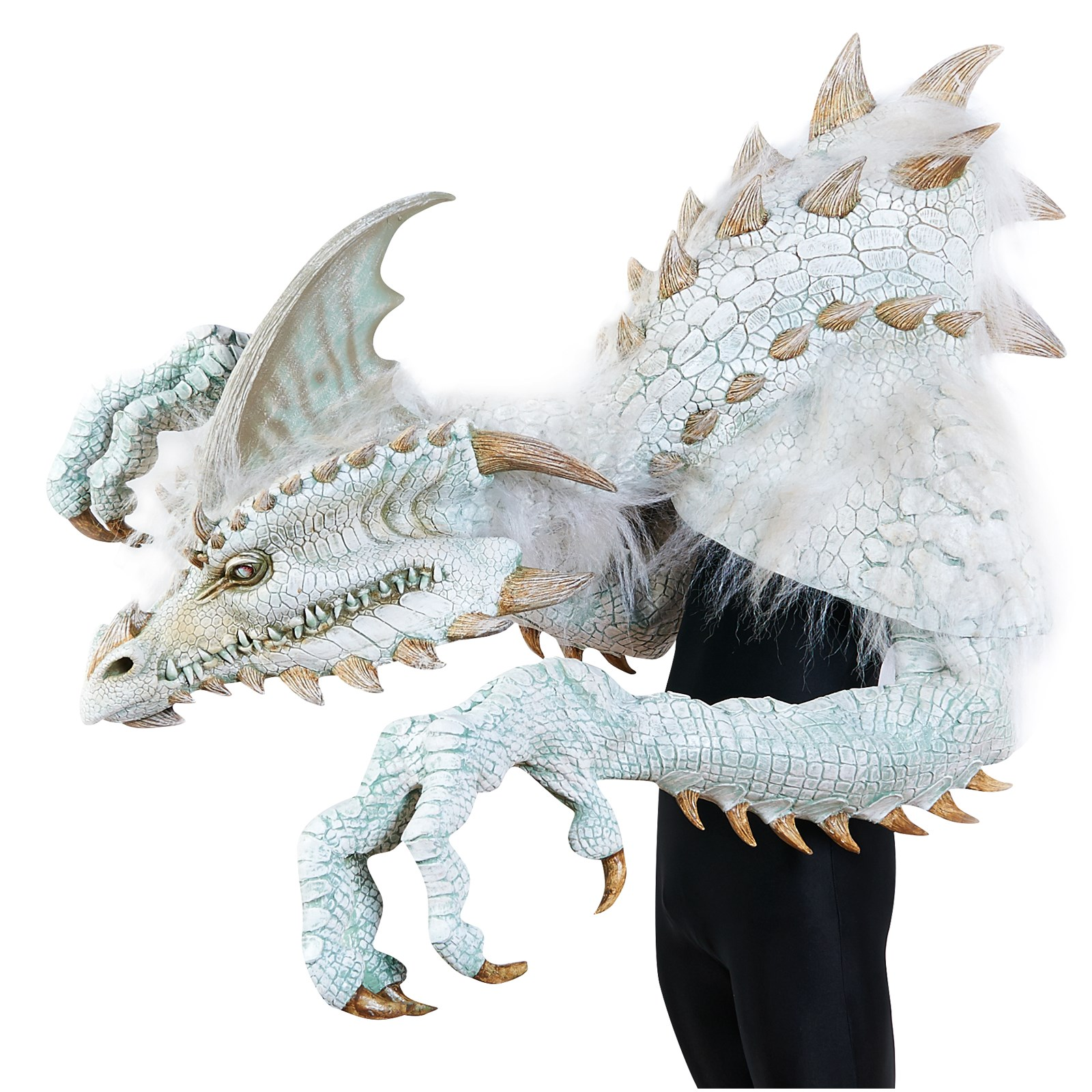 The Nightmare Collection Cinder The White Dragon