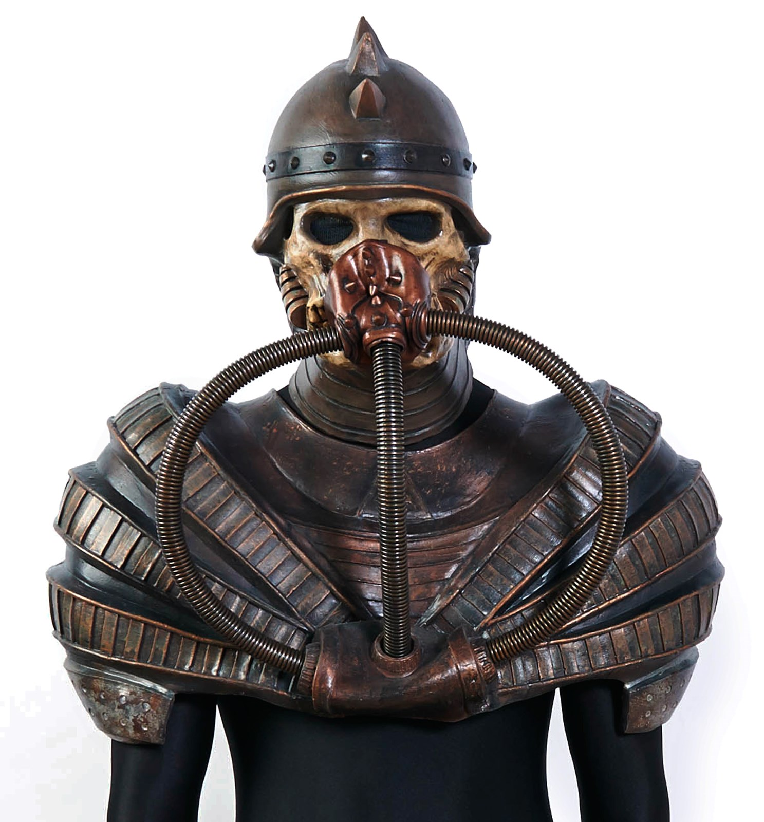The Nightmare Collection Post Apocalyptic Warrior Mask