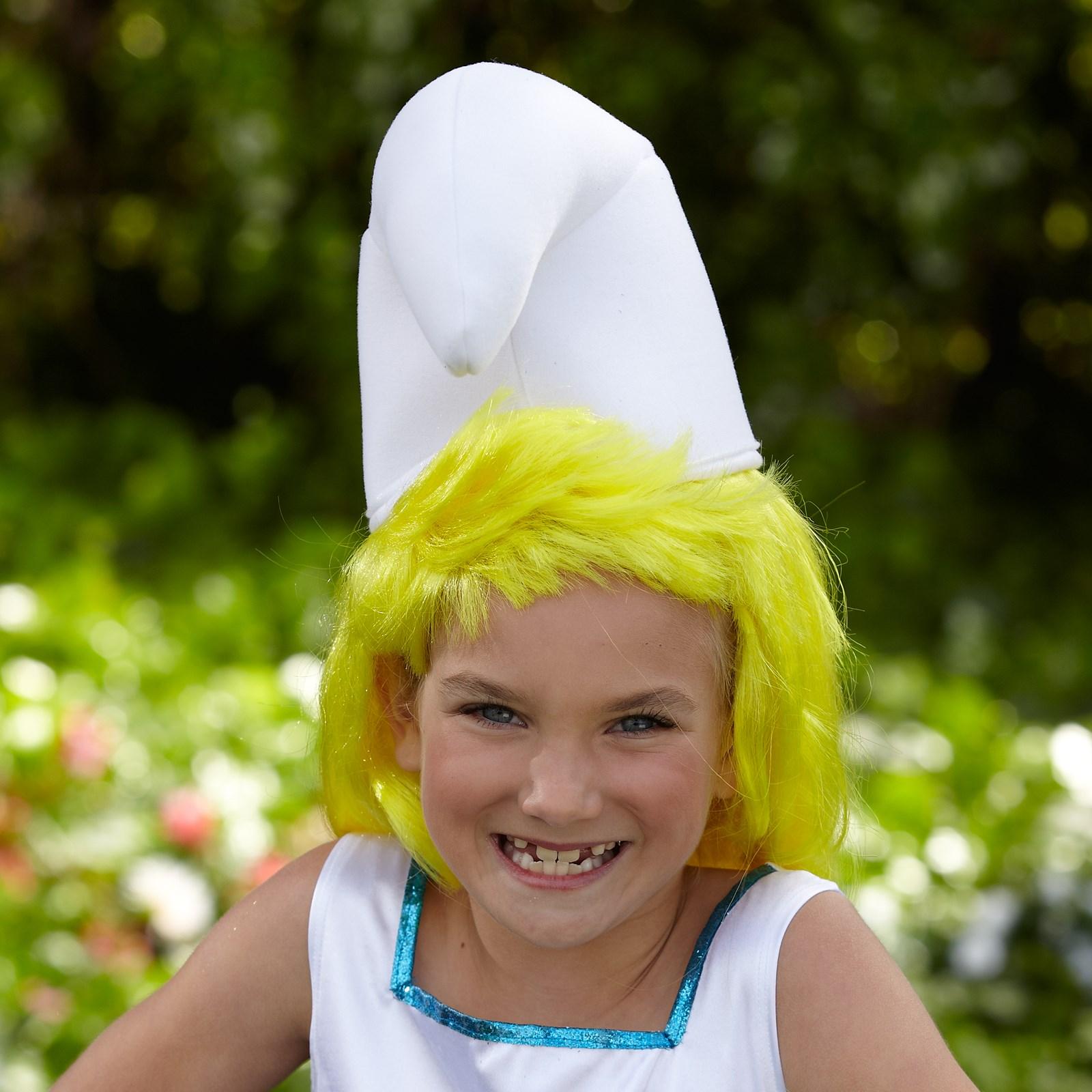 The Smurfs - Smurf Dress Child Costume | BuyCostumes.com