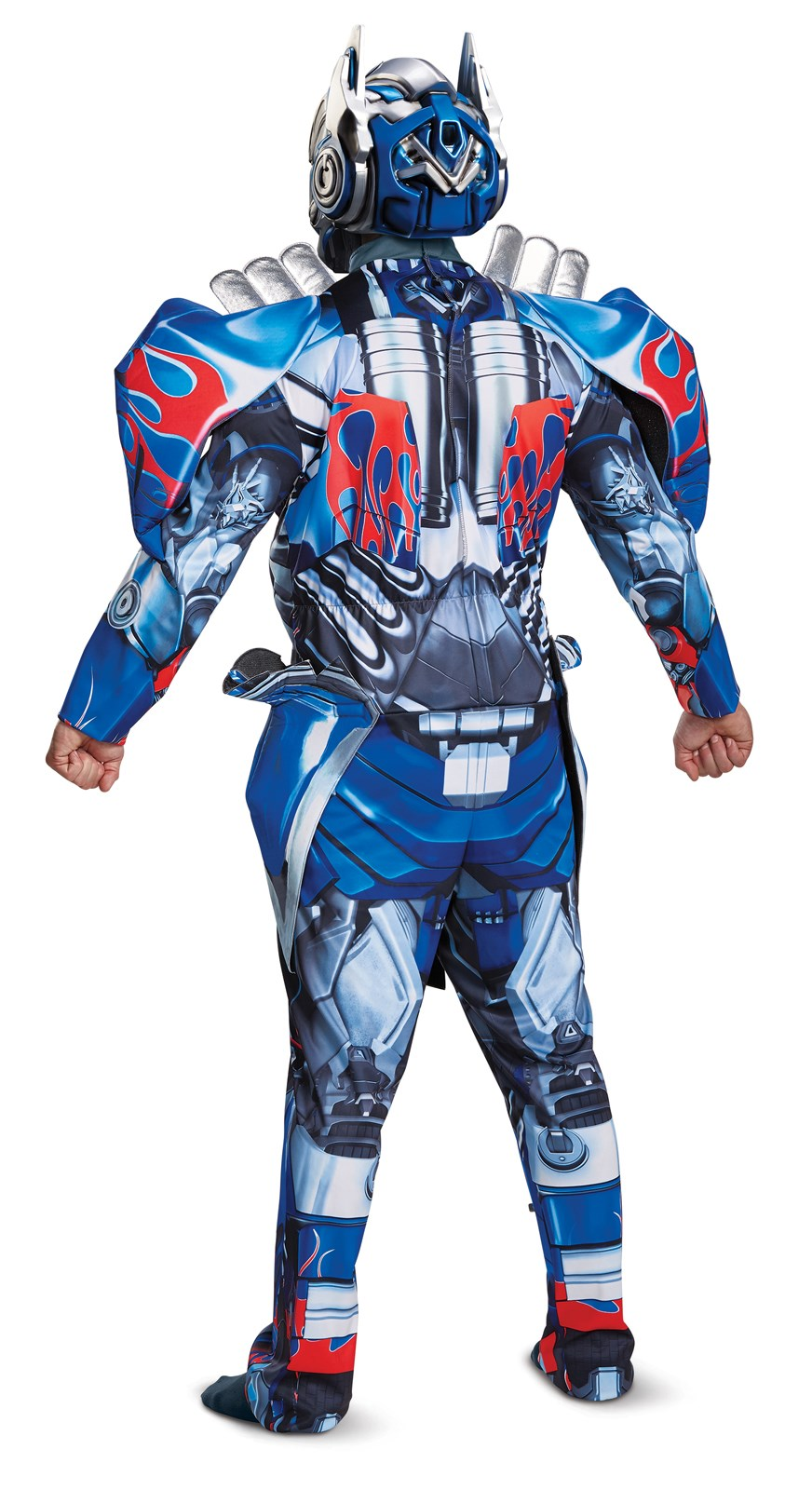 Transformers - Optimus Prime Deluxe Adult Costume | BuyCostumes.com