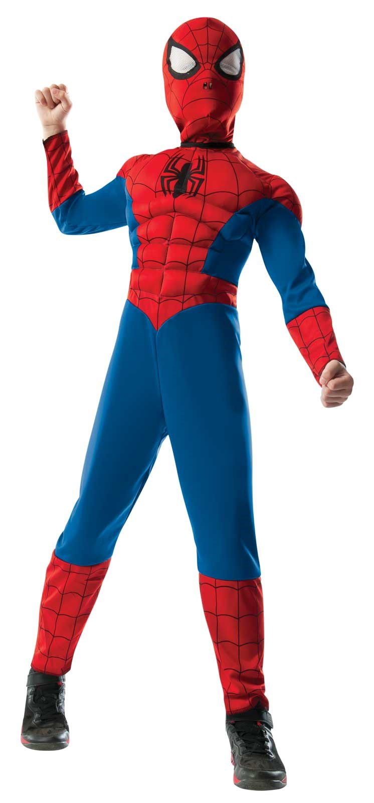 Ultimate Spider-Man Reversible Kids Costume | BuyCostumes.com